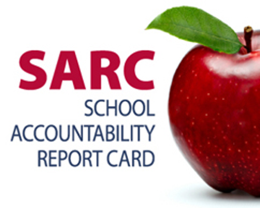 SARC School Accountability Report Card