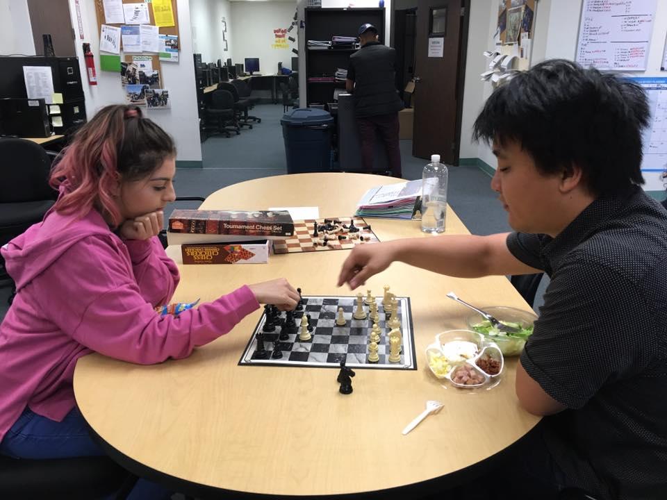 SIATech Pico-Union High School Chess Tournament