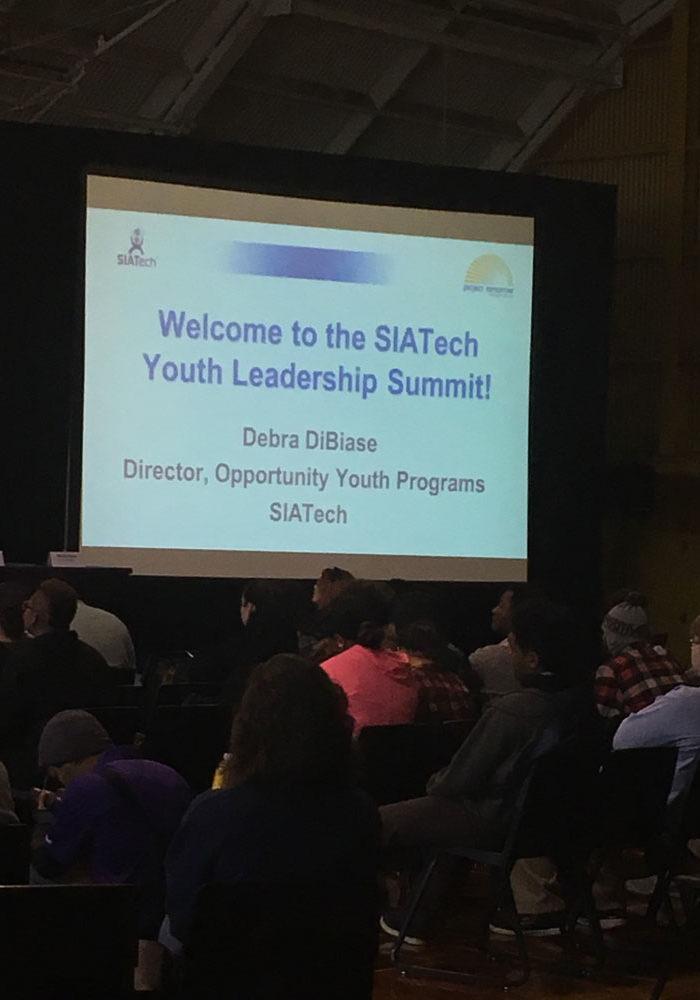 SIATech San Jose Youth Leadership Summit 2017