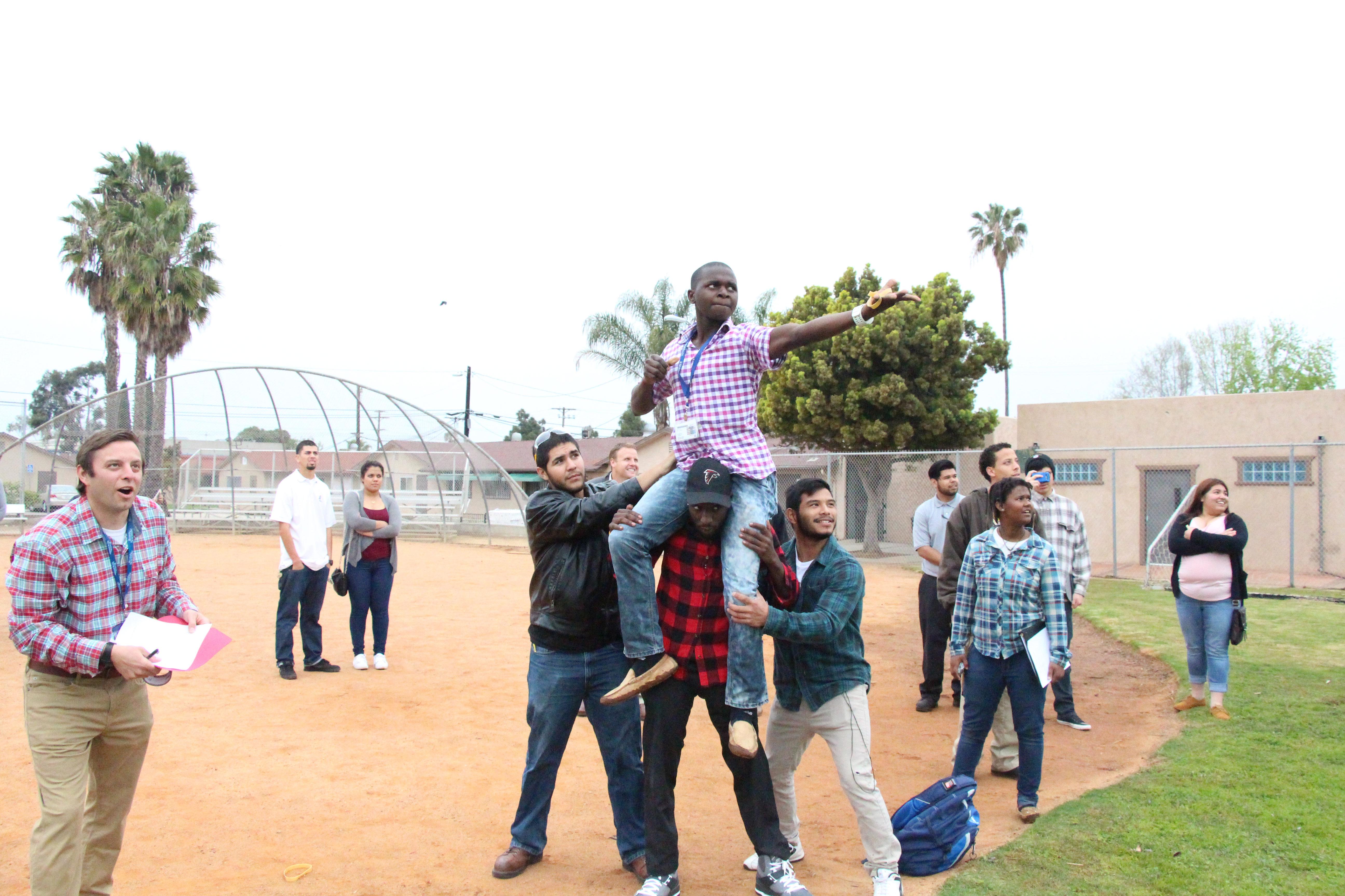 SIATech San Diego Students