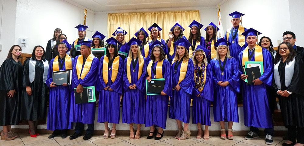 SIATech El Centro Class of 2017