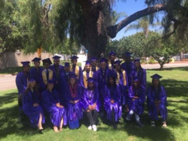 SIATech Long Beach Class of 2017