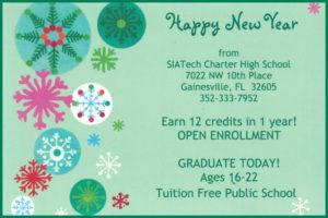 SIATech Gainesville High School Earn 12 Credits in 1 Year