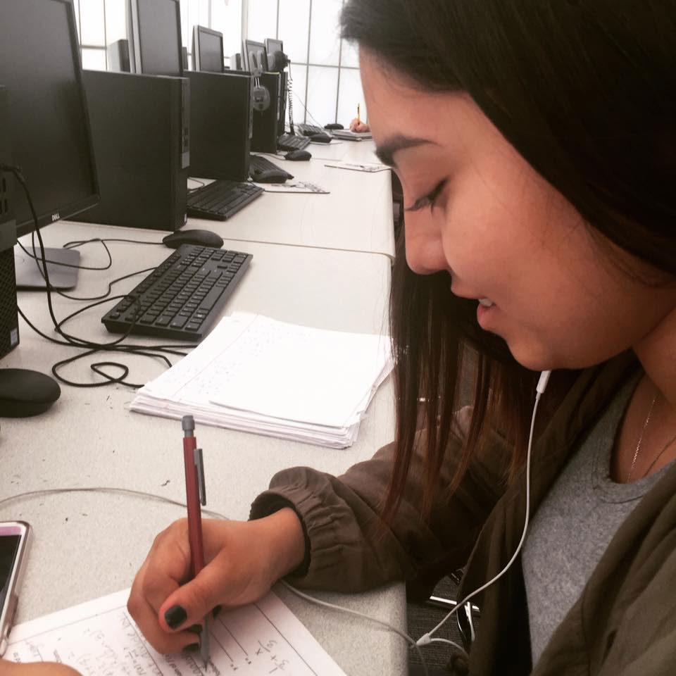 SIATech Boyle Heights Student