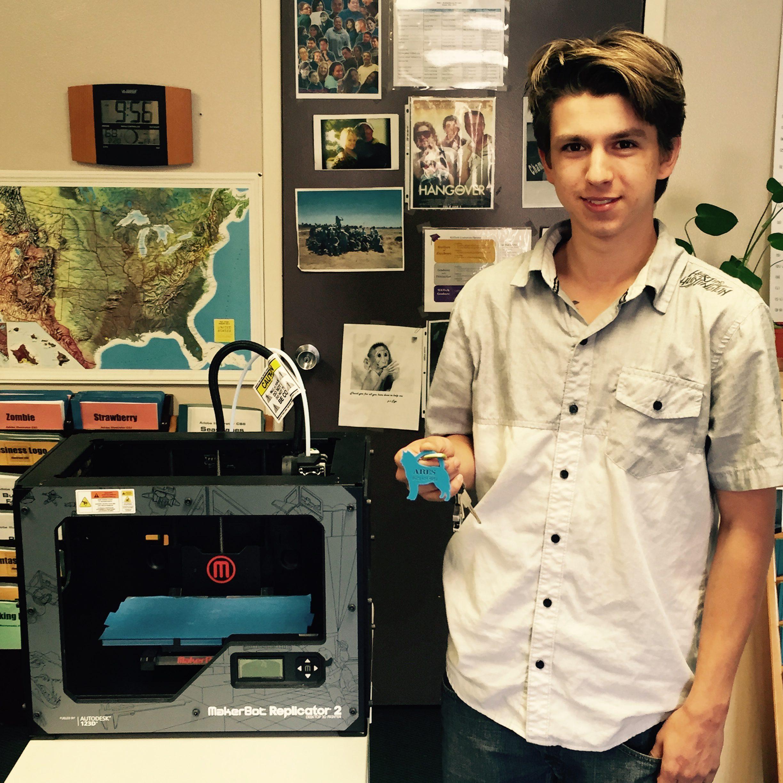 San Diego 3D Printer Project